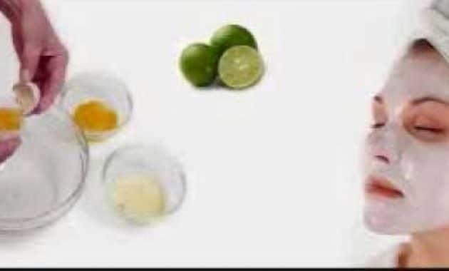 Masker Alami Wajah Dari Putih Telur Dan Jeruk