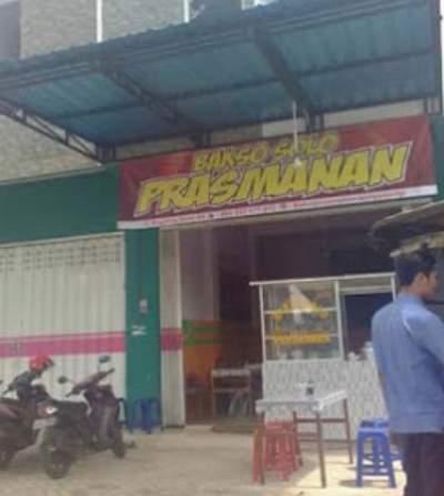 Bakso Prasmanan